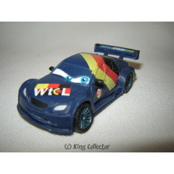 Figurine - Disney - Cars 2 - Max Schnell - Bullyland
