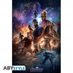 Poster - Marvel - Avengers EndGame - 91.5 x 61 cm - ABYstyle