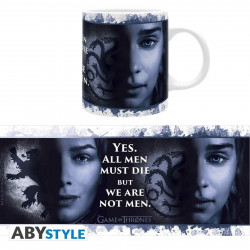 Mug / Tasse - Game of Thrones - 2 Reines - 320 ml - ABYstyle