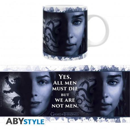 Mug / Tasse - Game of Thrones - 2 Reines - 320 ml - ABYstyle