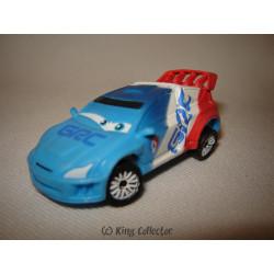 Figurine - Disney - Cars 2 - Raoul Caroule - Bullyland