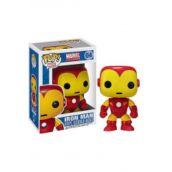 Figurine - Pop! Marvel - Iron Man - Vinyl - Funko