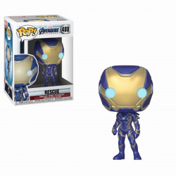 Figurine - Pop! Marvel - Avengers Endgame - Rescue - Vinyl - Funko