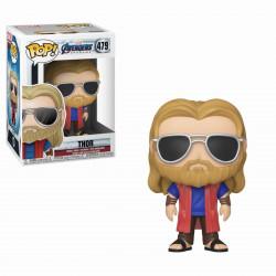 Figurine - Pop! Marvel - Avengers Endgame - Thor - Vinyl - Funko