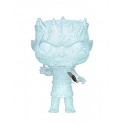 Figurine - Pop! Game of Thrones - Crystal Night King - N°84 - Funko