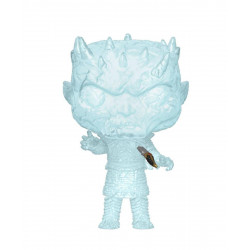 Figurine - Pop! TV - Game of Thrones - Crystal Night King - Vinyl - Funko