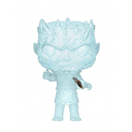 Figurine - Pop! TV - Game of Thrones - Crystal Night King - Vinyl - Funko