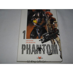 Manga - Phantom - Volume n° 01 - Lee Ki-hoon / Cho Seung-yup