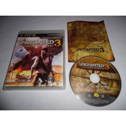 Jeu Playstation 3 - Uncharted 3 : L'Illusion de Drake - PS3