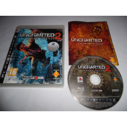 Jeu Playstation 3 - Uncharted 2 : Among Thieves - PS3