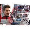 Figurine - Avengers Endgame - Movie Masterpiece 1/6 Tony Stark (Team Suit) 30 cm - Hot Toys