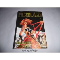 Manga - Pilgrim Jäger - n° 1 - Tou Ubukata / Itou Mami - Asuka