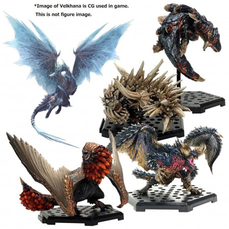 Figurine - Monster Hunter - Standard Model Plus vol. 14 - Figurine aléatoire - Capcom
