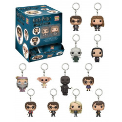 Porte-clé - Pocket Pop! Keychain - Harry Potter - Aléatoire - Funko