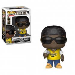Figurine - Pop! Rocks - Notorious B.IG. - Notorious BIG (Jersey) - Vinyl - Funko