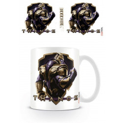 Mug / Tasse - Marvel - Avengers Endgame - Thanos Warrior - Pyramid International