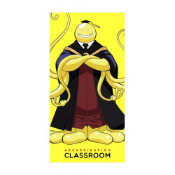 Serviette de bain - Assassination Classroom - Koro Sensei - 70 x 35 cm - Sakami