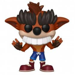 Figurine - Pop! Games - Crash Bandicoot - Fake Crash - Vinyl - Funko