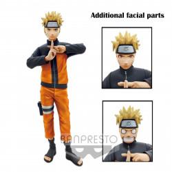 Figurine - Naruto Shippuden - Grandista - Nero Uzumaki Naruto - Banpresto