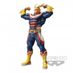Figurine - My Hero Academia - Grandista - All Might - Banpresto