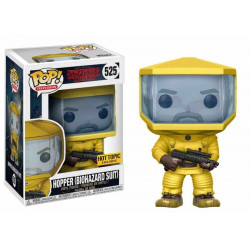 Figurine - Pop! TV - Stranger Things - Hopper in Bio Hazard Suit - Vinyl - Funko