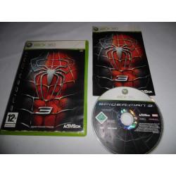 Jeu Xbox 360 - Spider-Man 3