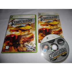 Jeu Xbox 360 - Stuntman Ignition