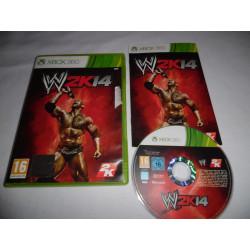 Jeu Xbox 360 - WWE 2K14