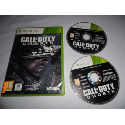 Jeu Xbox 360 - Call of Duty : Ghosts