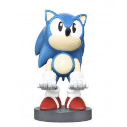 Figurine - Sonic the Hedgehog - Cable Guy Sonic - Exquisite Gaming