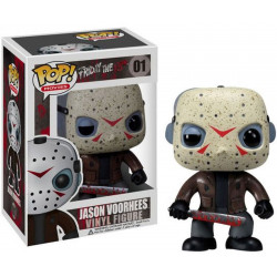 Figurine - Pop! Movies - Vendredi 13 - Jason Voorhees - Vinyl - Funko