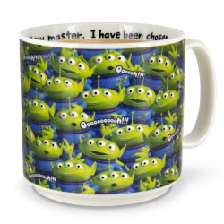 Mug / Tasse - Disney - Thermique - Toy Story - Alien - 300 ml - Paladone
