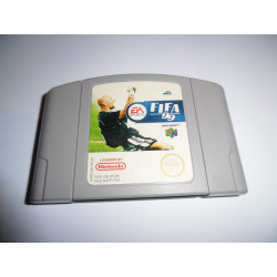 Jeu Nintendo 64 - FIFA 99 - N64