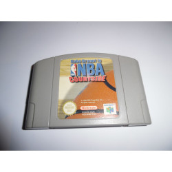 Jeu Nintendo 64 - NBA Courtside - N64