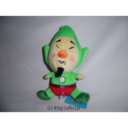 Peluche - The Legend of Zelda : The Wind Waker - Tingle - 20 cm