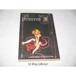 Manga - Princess Ai - Volume n° 01 - Courtney Love / Kujiradou Misaho