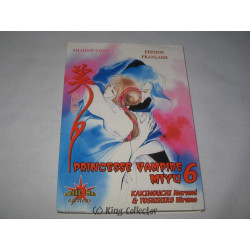 Manga - Princesse Vampire Miyu - Volume n° 06 - Kakinuchi Narumi