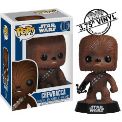 Figurine - Pop! Movies - Star Wars - Chewbacca - Vinyl Figure - Funko