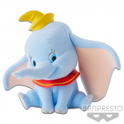 Figurine - Disney - Fluffy Puffy - Dumbo - Banpresto