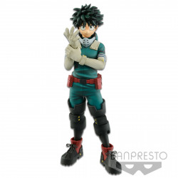 Figurine - My Hero Academia - Age of Heroes - Izuku Midoriya (Deku) - Banpresto