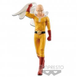 Figurine - One Punch Man - DXF - Saitama - Banpresto