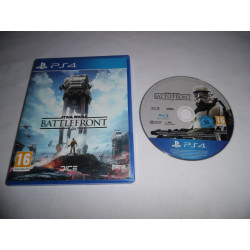 Jeu Playstation 4 - Star Wars : Battlefront - PS4