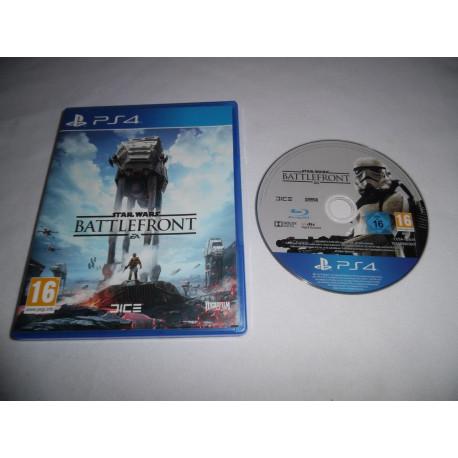 Jeu Playstation 4 - Star Wars : Battlefront - PS4