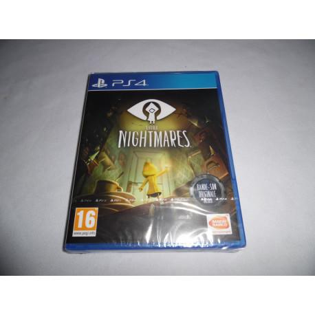 Jeu Playstation 4 - Little Nightmares - PS4