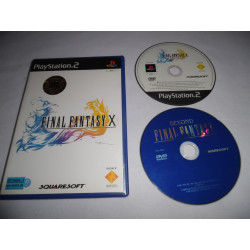 Jeu Playstation 2 - Final Fantasy X - PS2