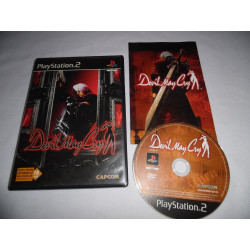 Jeu Playstation 2 - Devil May Cry - PS2