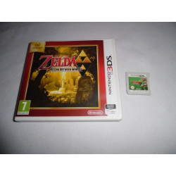 Jeu 3DS - The Legend of Zelda : A Link Between Worlds (Nintendo Selects)