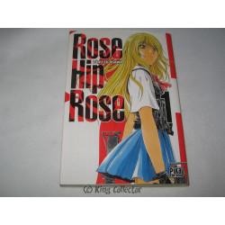 Manga - Rose Hip Rose - Volume n° 01 - Fujisawa Tôru