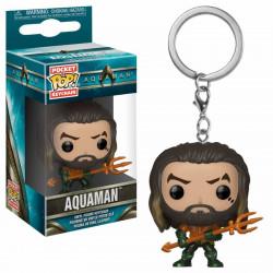 Porte-clé - Pocket Pop! Keychain - Aquaman - Arthur Curry Gladiator - Funko