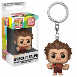 Porte-clé - Pocket Pop! Keychain - Disney Le Monde de Ralph 2 - Ralph - Funko